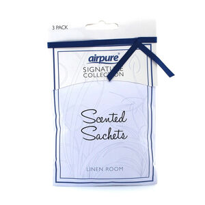 Airpure Signature Scented Sachets 3 Pack