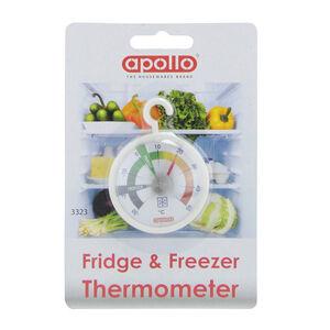 Apollo Fridge Freezer Thermometer