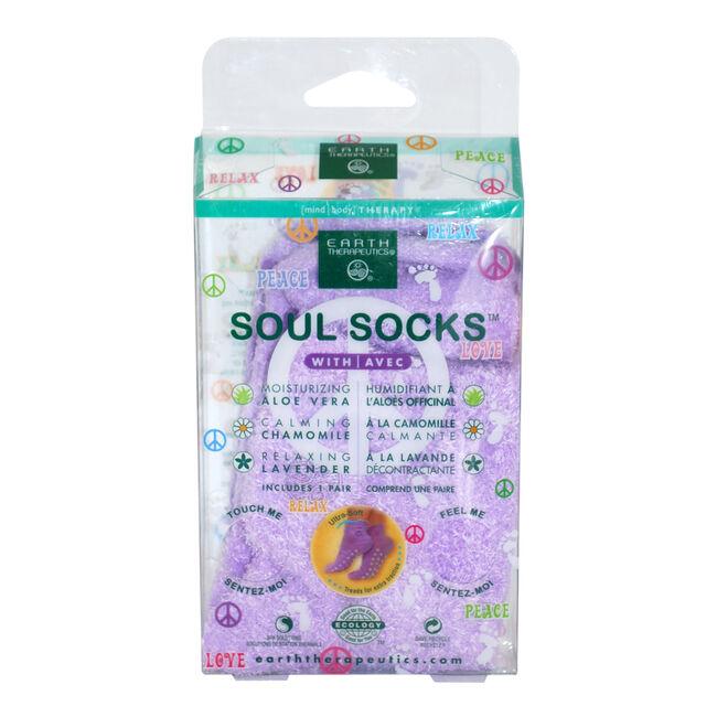 Soul Socks Light Lavender 1 Pair