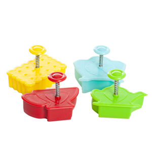 Mason Cash Afternoon Tea Plungers 4 Pack