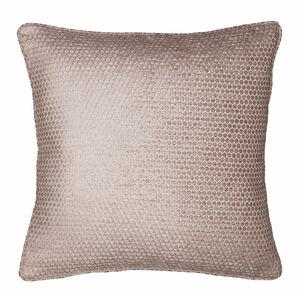 Small Spot Cushion Oatmeal 58cm x 58cm