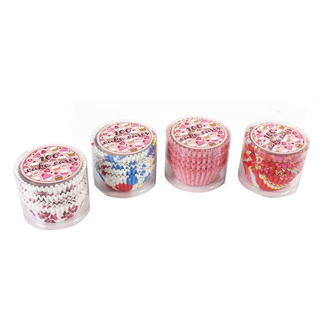 100 Cupcake Cases