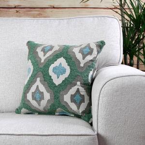 Mairead Green Cushion 45cm x 45cm