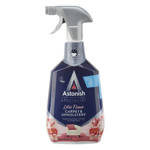 Astonish Specialist Carpet & Upholstery Cleaner