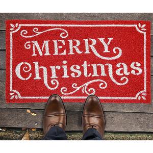 Merry Christmas Scroll 40x70cm