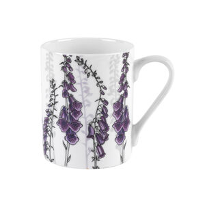 Dorset Foxglove Bone China Mug