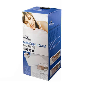 Dreamtime Memory Foam Mattress Single