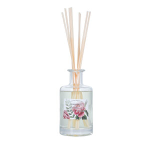 Ambianti Peony & Blush Suede Reed Diffuser