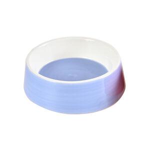 Large Ceramic Pet Bowl - Blue
