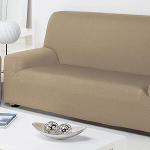 Groovy Easystretch 2 Seater Sofa Cover Linen 056437 Bralicious Painted Fabric Chair Ideas Braliciousco