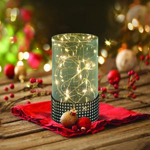 Cashel Living LED Medium Cylinder