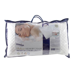 Dreamtime Luxury Memory Foam Pillow