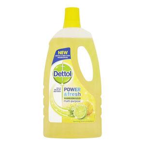Dettol Clean & Fresh Lemon & Lime 1L