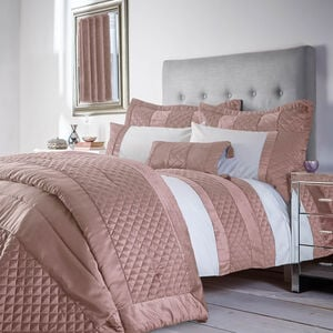 Classic Velvet Blush Pillowshams 50cm x 75cm