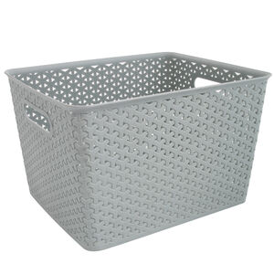 Geometric 19L Mint Basket