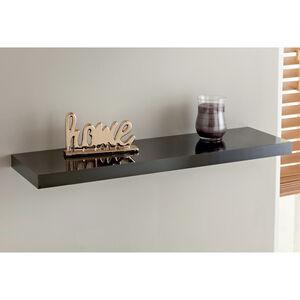 Ebbe High Gloss Grey Shelf
