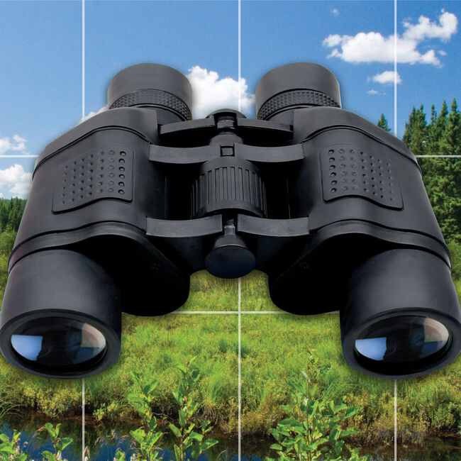 Redwood Binoculars With 7 x Magnification