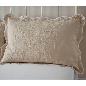Matelassé Pillowshams 50x75cm - Gold