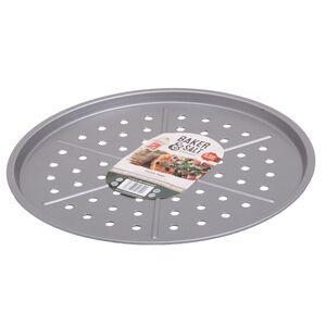 Baker & Salt Silver 31cm Pizza Tray