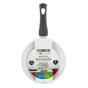 Tower Ceramic Graphite Frying Pan 20cm
