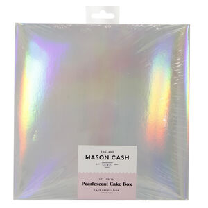 "Mason Cash 10"" Pearlescent Cake Box"