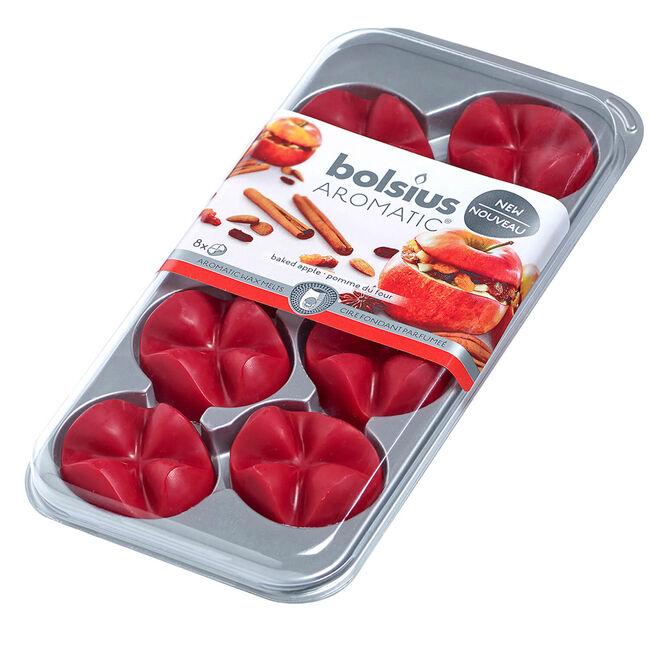 Bolsius Aromatic Baked Apple 8 Wax Melts