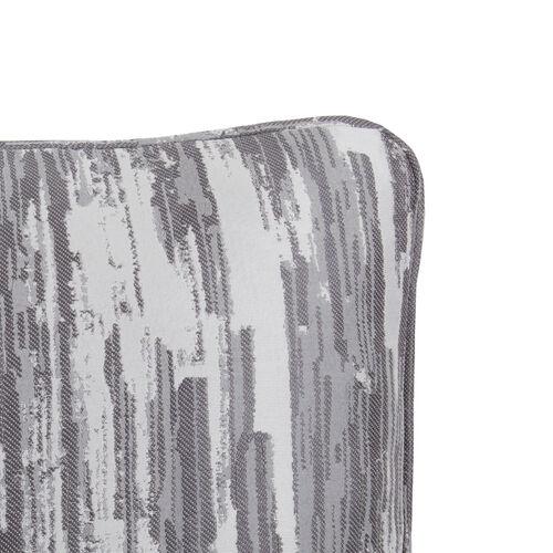 Etch Cushion 45x45cm - Charcoal