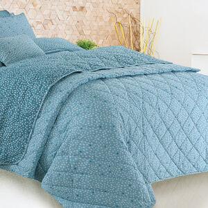 Rachel Duck Egg Bedspread 200 x 220cm