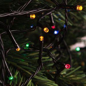 200 Multicolour Bright LED Chaser Lights