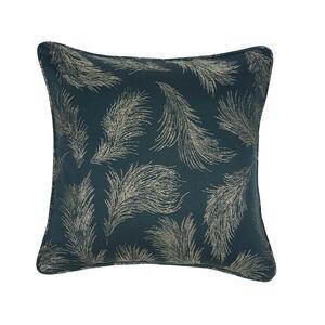 Forest Leaf Cushion 45 x 45cm - Green