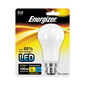 Energizer GLS B11 LED Bulb Opal 5W (EQ100W)