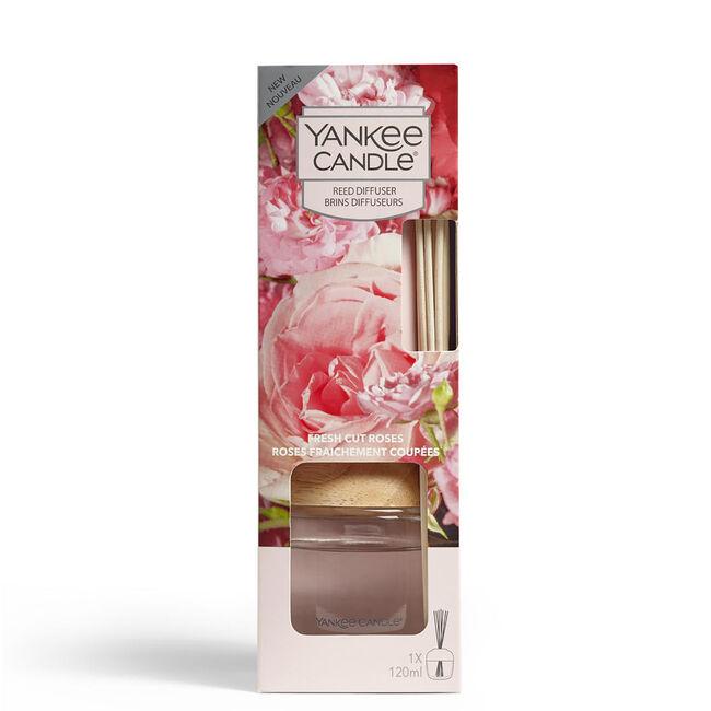 Yankee Fresh Cut Roses Reed Diffuser