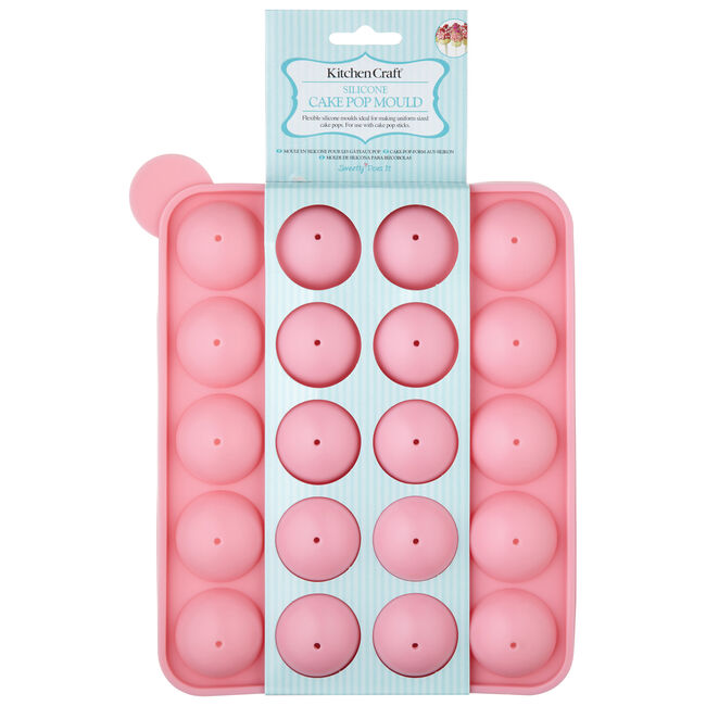 Sweetly Does It Cake Pop Mold