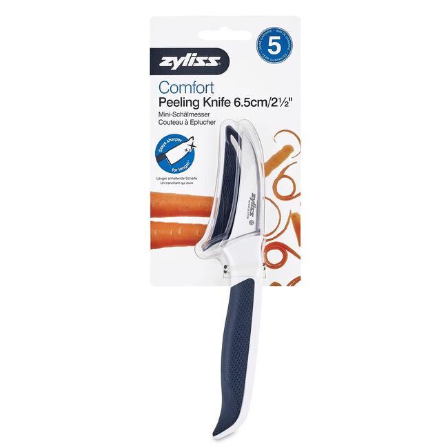 Zyliss Comfort Peeling Knife 6.5cm