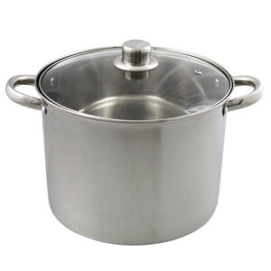 Dynamic Professional Stockpot with Lid
