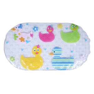 Kids Printed Safety Bath Mat - 69 x 39cm