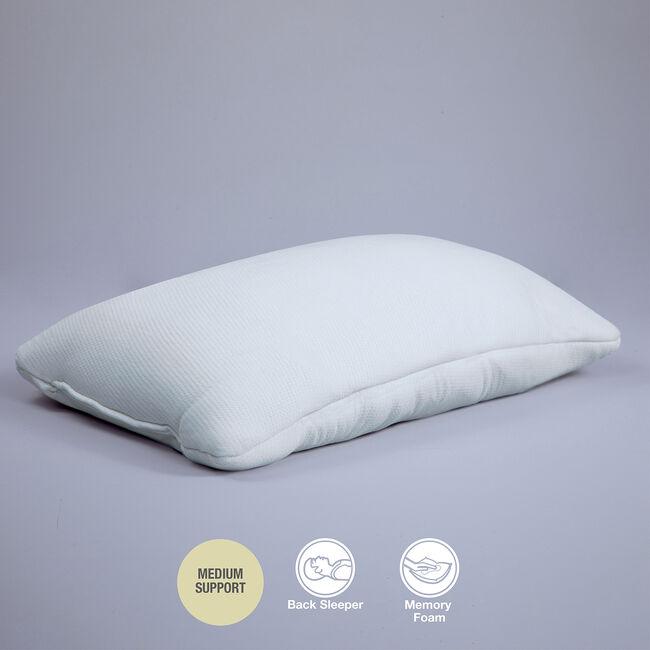 Fresh Sensation Memory Foam Pillow 70cm x 40cm x 13cm
