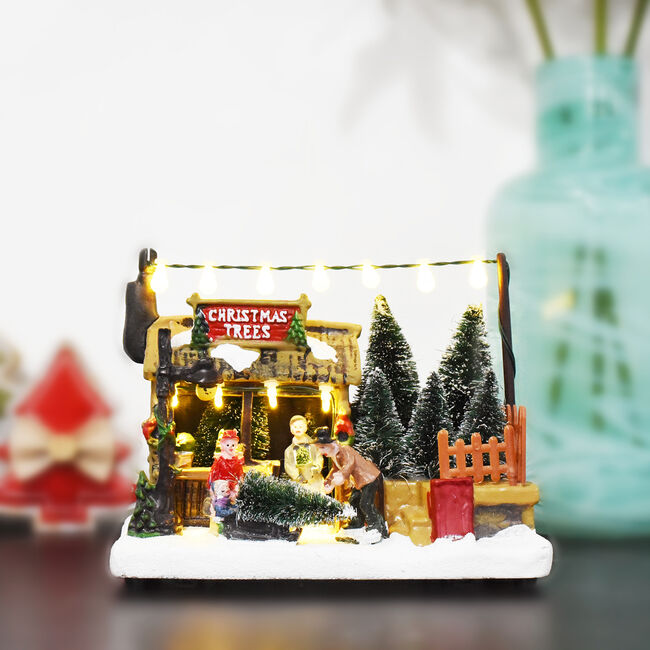 LED Christmas Tree Shop