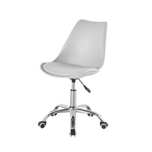 Aletta Office Chair Grey