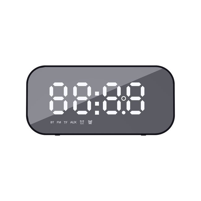 Sonarto Bluetooth Alarm Clock Speaker