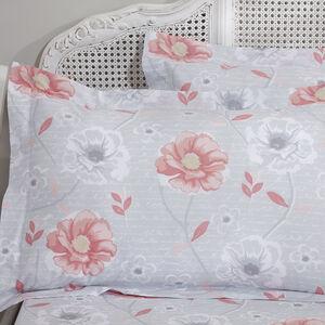 Tranquil Bud Oxford Pillowcase Pair