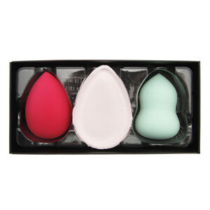 Beauty Sparkles Silicone Blenders Set of 3