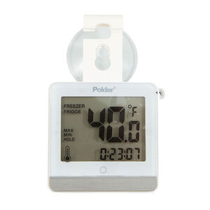 Polder Digital Freezer Thermometer