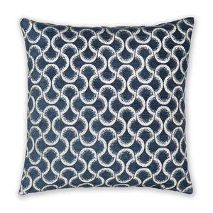 Sandglass Navy Cushion 45cm x 45cm