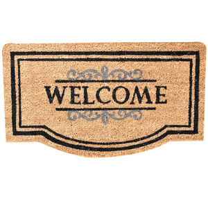 Welcome Door Mat 40cm x 70cm