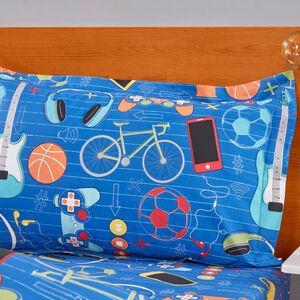 Vibes Oxford Pillowcase Pair