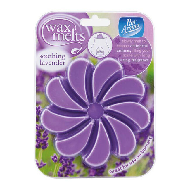 Scented Wax Melt Soothing Lavender