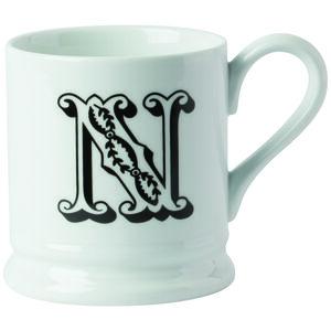 N Cosy Porcelain Mug