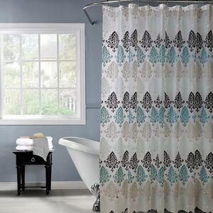 Peva Shower Curtain Trees