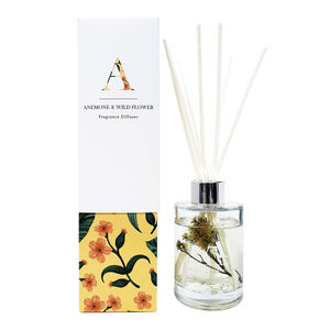 Floral Anemone & Wild Flowers Reed Diffuser